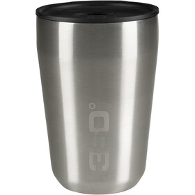 360° degrees Vacuum Travel Mug Regular 355ml silver
